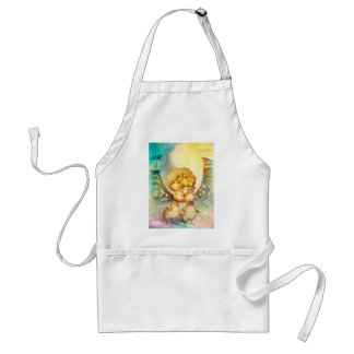 FAT AND SASSY EASTER HATCHLINGS STANDARD APRON