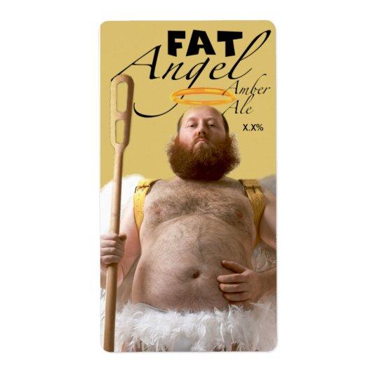 Fat Angel Amber Ale