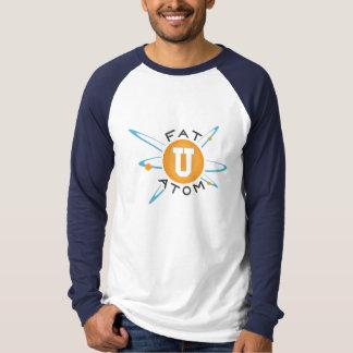Fat Atom Long Sleeve T-Shirt