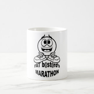 Fat b@st@rd$ Marathon: coffee cup