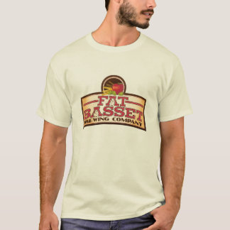 Fat Basset Brewing Company T-Shirt