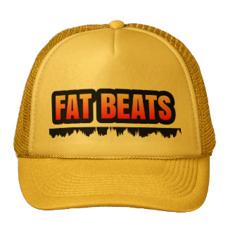 FAT BEATS Trucker Hat