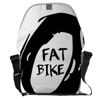 Fat Bike Commuter Bag