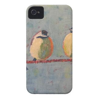 Fat Birds iPhone 4 Case-Mate Case