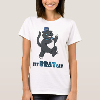 Fat Brat Cat T-Shirt