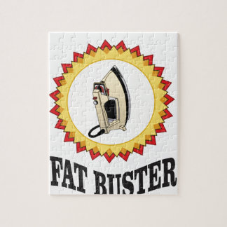 fat buster iron jigsaw puzzle