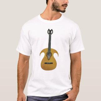 Fat Cat Guitar T-Shirt