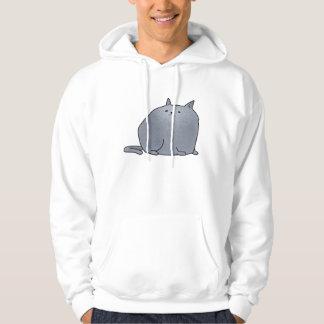 fat cat hoodie