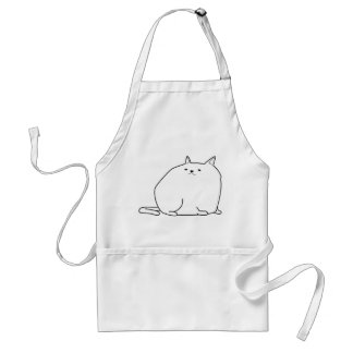 fat cat standard apron
