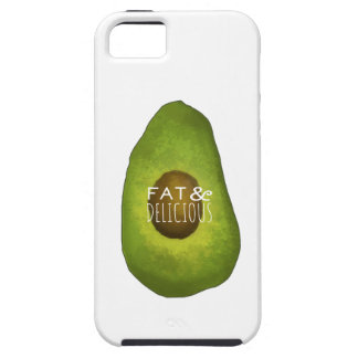 FAT & Delicious Case For The iPhone 5