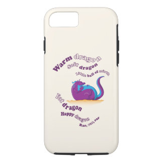 Fat Dragon iPhone 8/7 Case