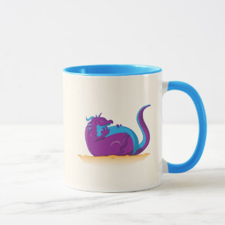 Fat Dragon Mug