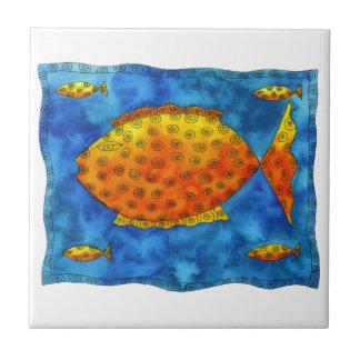 Fat Fish Tile