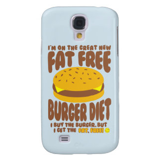Fat Free Burger Diet