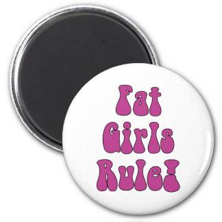 Fat Girls Rule! Magnet