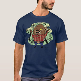 Fat Head Wolfman T-Shirt