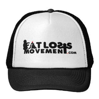 Fat Loss Movement Light Apparel Trucker Hat