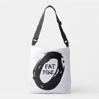 Fat Mountain Bike Crossbody Bag
