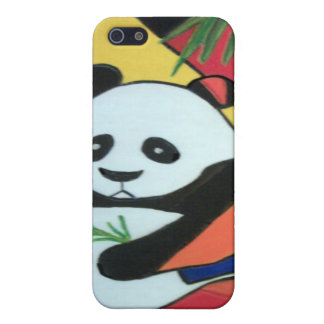 Fat Panda iPhone 5/5S Case