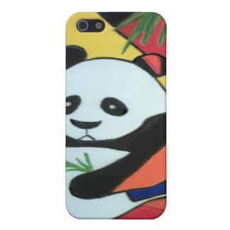 Fat Panda iPhone 5/5S Cover