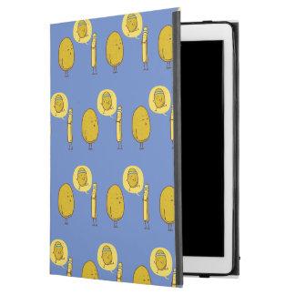 "Fat potato against a weak potato iPad pro 12.9"" case"