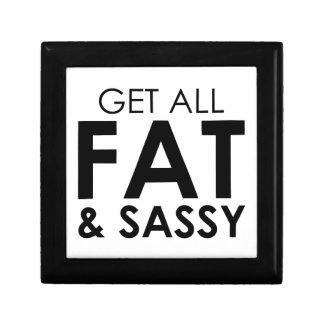 Fat & Sassy Gift Box