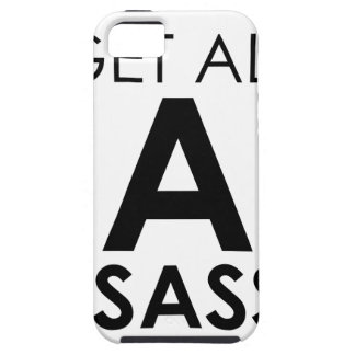 Fat & Sassy iPhone 5 Covers
