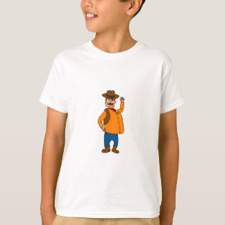 Fat Sheriff T-Shirt