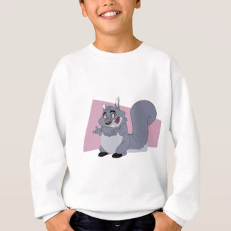 Fat Squirrel Sweatshirt