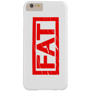 Fat Stamp Barely There iPhone 6 Plus Case