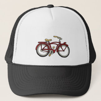 Fat Tire Bike Trucker Hat