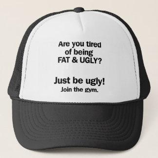 Fat & Ugly Trucker Hat