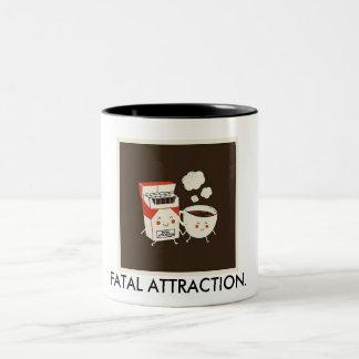 FATAL ATTRACTION. Two-Tone COFFEE MUG
