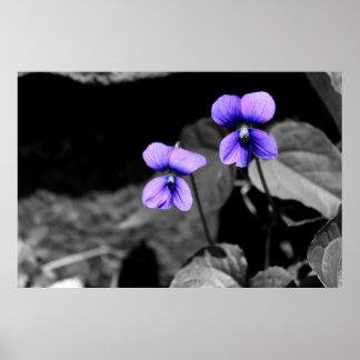 Fatal Violet Poster