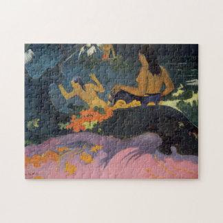 'Fatata Te Miti' - Paul Gauguin Jigsaw Puzzle