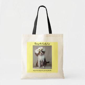 Fatboy Babushkas DAISY THE CURLY CAT Tote Bag