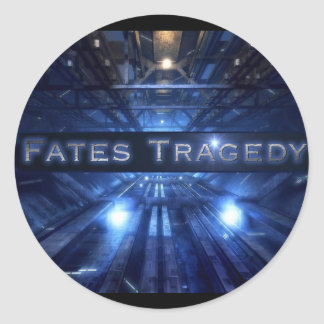 FATES TRAGEDY STICKERS