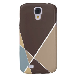 fatfatin Criss Cross Mocha ® Samsung Galaxy S4 Covers
