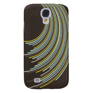 fatfatin Party Curvy Stripes 05 ®  Galaxy S4 Covers