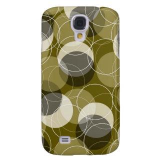 fatfatin Retro Mod Rings Yellow ®  Galaxy S4 Cases