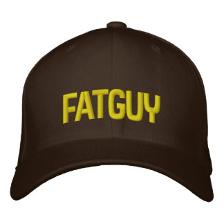 Fatguy Embroidered Hat