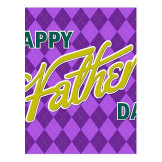 Father #11 postcard
