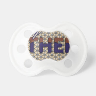 Father #14 pacifier