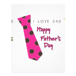 Father #15 letterhead template