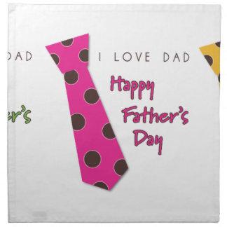 Father #15 napkin