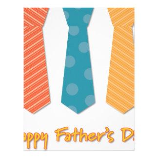 Father #8 custom letterhead