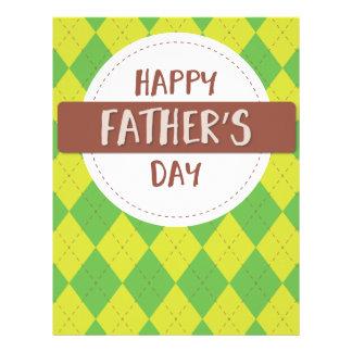 Father #9 letterhead