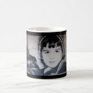 father and daughter coffee mug