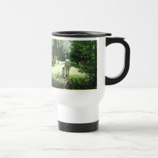 Father And Daughter Travel Mug