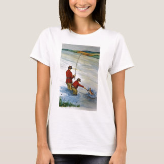 Father and son fishing trip T-Shirt